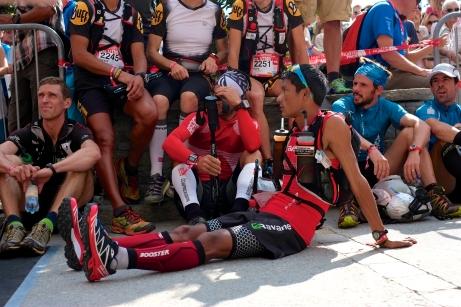 Nepalese Runner Aite Tamang