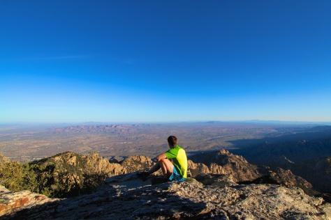 Summit of Mount Kimball
