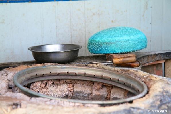 Naan baking tools