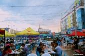 Night Market in Bole