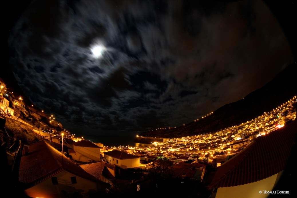 Madeira @ night
