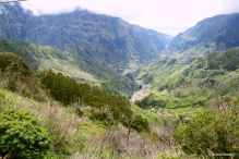 View from near the Encumeada pass