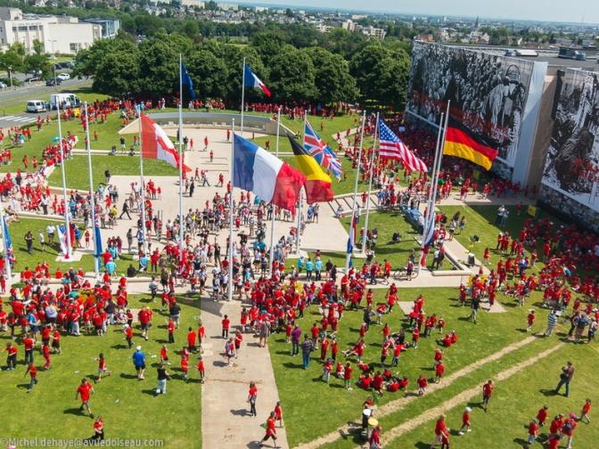 D-Day – auf dem Trail durch die Geschichte Europas