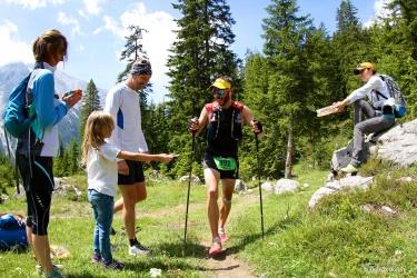 Tom Wagner im Trail Magazin Verpflegungspunkt