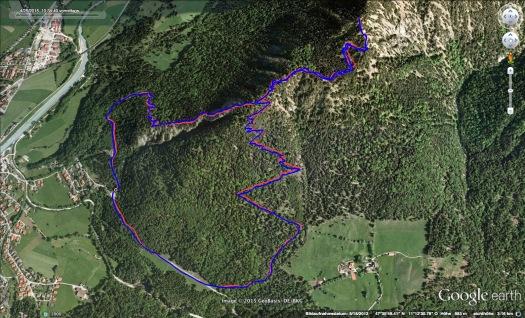 Vergleich Fenix 3 - GPSMAP 64s