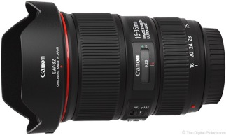 Canon EF 16-35 f4 IS USM